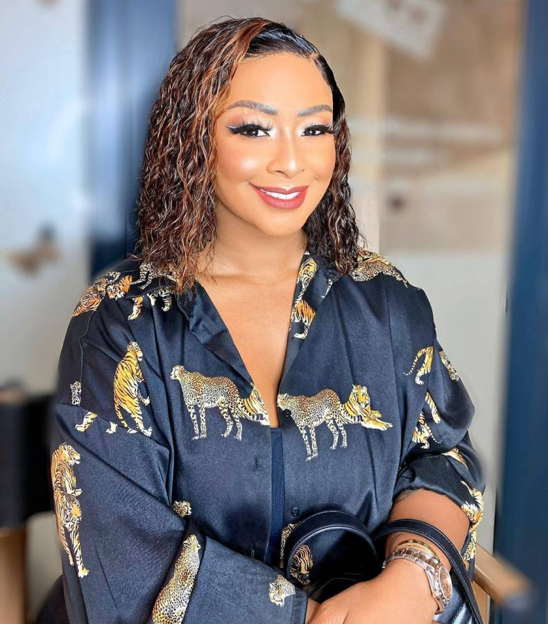 Photo & Audio: Bloody Boity Rushed To The Hospital After Battle With Bujy Bikwa