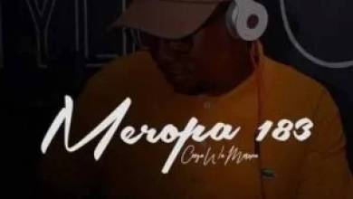 Ceega – Meropa 183 (You Can't Touch Music But Music Can Touch You)