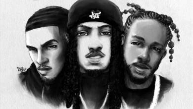 """Chris Brown & Popcaan Join Capella Grey For Highly Anticipated """"Gyalis Remix"""""""