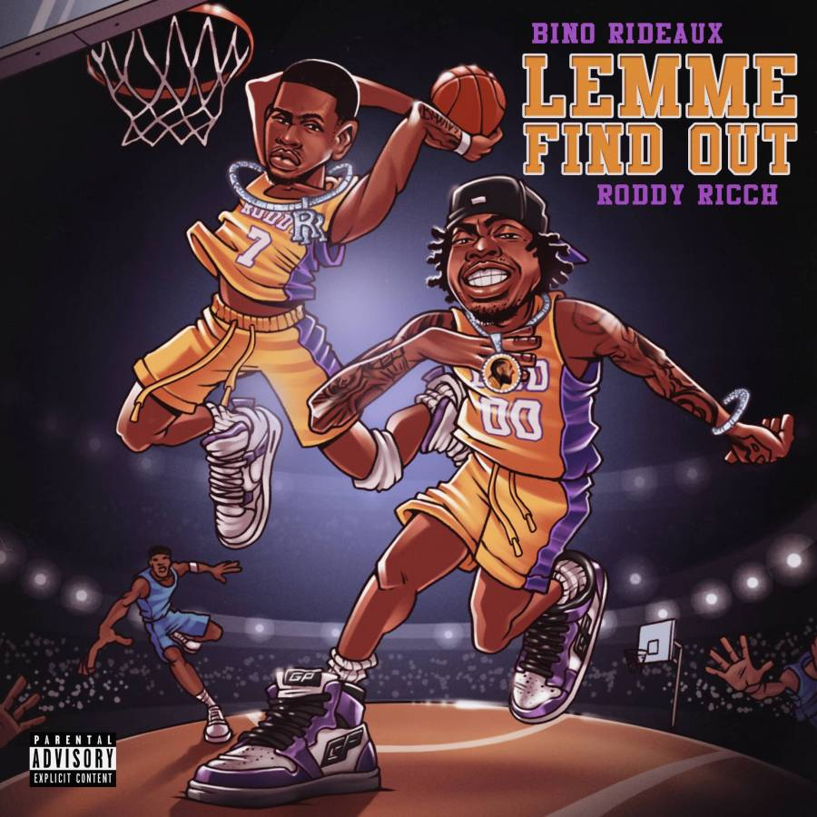 """Bino Rideaux Teams Up With Roddy Ricch For New Single """"Lemme Find Out"""""""