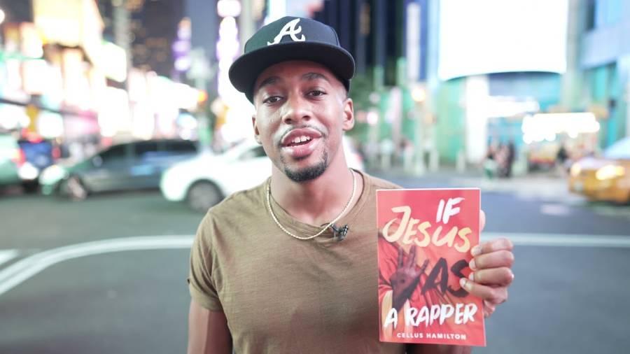 """If Jesus Was a Rapper"" Debuts Top 50 on Amazon Rap books"