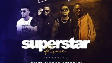 """Luie V releases remix for his hit song """"superstar"""" and features Veroni, TDV & Dark Whiz"""