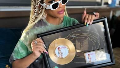 "Nadia Nakai Clinches Second Gold Plaque With ""Naaaa Meeean"""