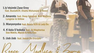 Reece Madlisa & Zuma – Ama Roto, Vol. 2 (Kwaaito Edition) EP