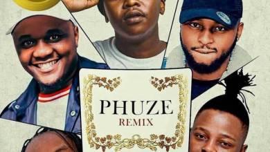 Dlala Thukzin's Phuze (Remix) Goes Gold