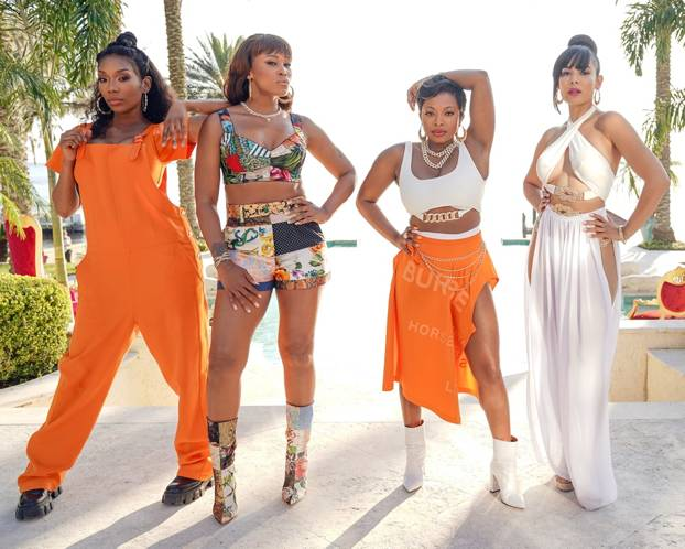 Watch Eve, Brandy, Naturi Naughton And Nadine Velazquez From The New ABC Series 'Queens'