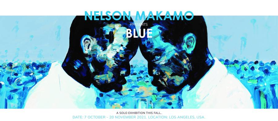 World Renowned Artist Nelson Makamo Debuts His First Solo Exhibition In The Us