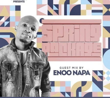 """Enoo Napa releases """"Spiritual T Spring Package Mix"""""""
