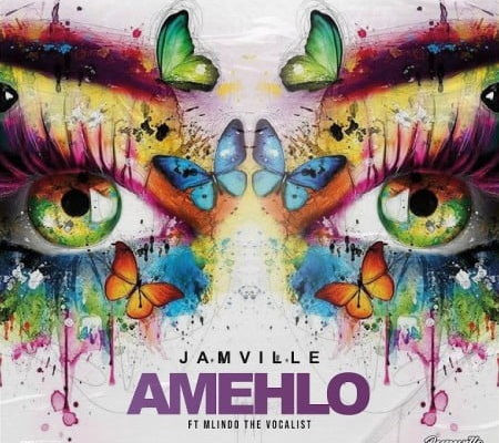 Jamville Drops Amehlo Ft. Mlindo The Vocalist