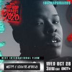 "BET Africa 2020 Unveils ""Best International Flow"" Nominees"