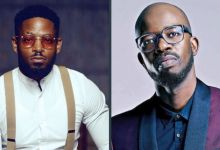 "Photo of Black Coffee 'Ends"" Prince Kaybee With A Single Tweet"