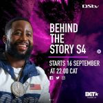 Cassper Nyovest To Discuss Music, Fatherhood & More on BET Africa's Behind The Story With Pearl Thusi