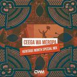 Ceega Wa Meropa Drops Heritage Special Mix (Live Recorded)
