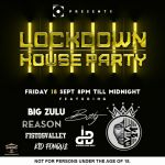 Channel O Lockdown House Party (Friday 18th September 2020) Line-up