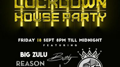 Photo of Channel O Lockdown House Party (Friday 18th September 2020) Line-up