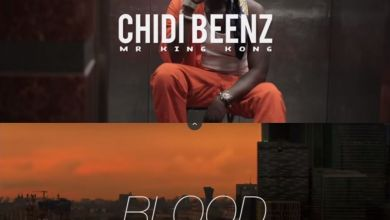 """Chidi Beenz Is All """"Blood"""" In New Song"""
