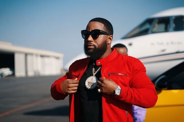 Cassper Nyovest Touched As Crowd Sings AMN Songs, Word For Word