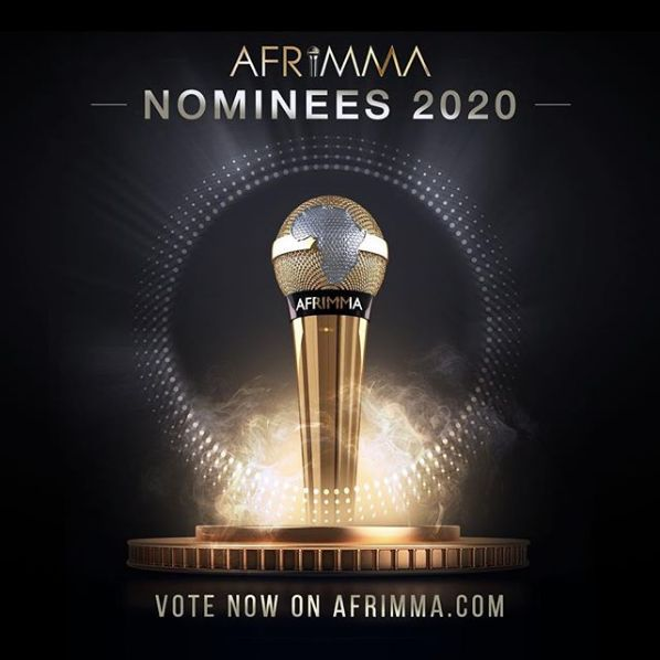 Full Nomination List For AFRIMMA 2020