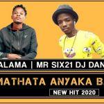 """King Salama & Mr Six21 DJ Dance release """"Mathata Anyaka Bjalwa"""""""