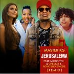 Venezuelan Micro TDH & Greeicy Jumps On Master KG's Jerusalema For A Latino Remix