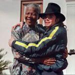 Michael Jackson remembered for huge donation to Nelson Mandela foundation