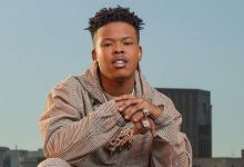 "Photo of Nasty C Nominated For BET Award Africa 2020 in ""Best International Flow"" Category"