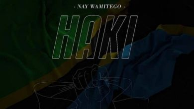 "Nay Wa Mitego releases new song ""HAKI"""