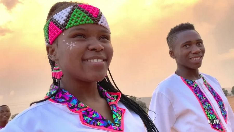 "Watch Ndlovu Youth Choir's Cover For ""Ghanama"" by Makhadzi & Prince Benza"