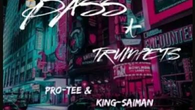 "Pro Tee & King Saiman drop ""Bass & Trumpets EP"""