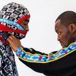 Riky Rick Modeling For MaXhosa Africa at NYFW Show In Pictures