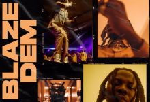 Stonebwoy releases Blaze Dem (Freestyle)