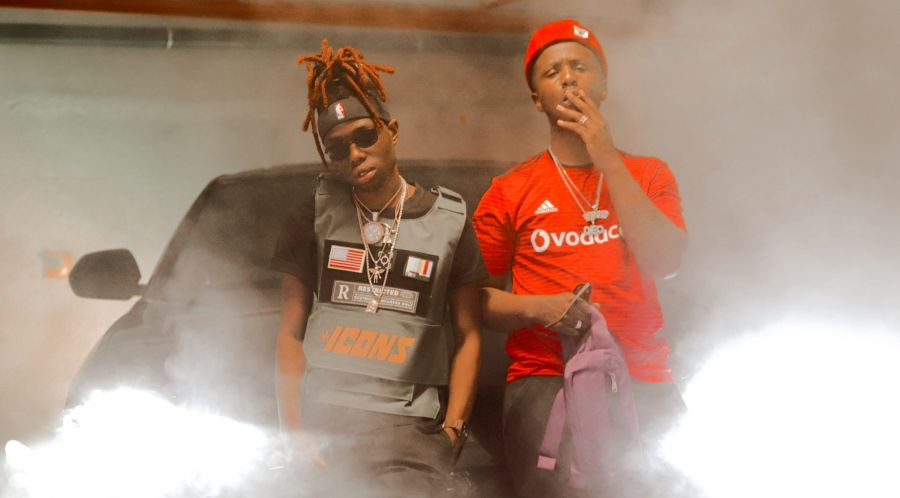 """JayHood & Emtee Set To Get """"Disrespectful"""" With New Song"""